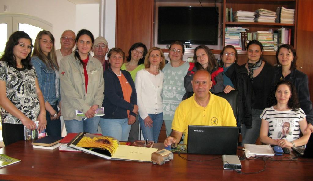0. Grup Api-fito la Mereni, iunie 2015